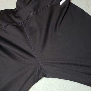 Danskin Now Pants - Danskin Black/Blue Yoga Capri Pants